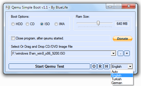 Qemu Simple Boot - The Portable Freeware Collection Forums