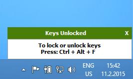 keyfreeze unlock popup