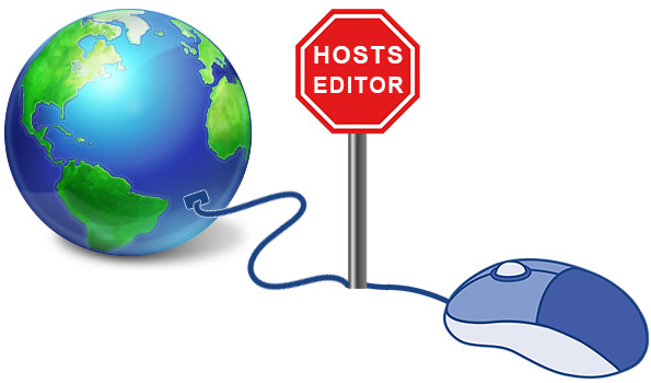 Bluelife hostst editor is a Portable freeware