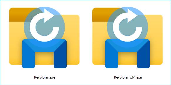 Restart explorer portable freeware