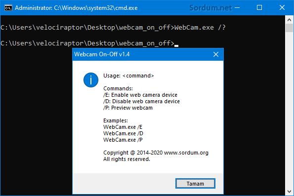 Webcam_on_off_cmd_parameters